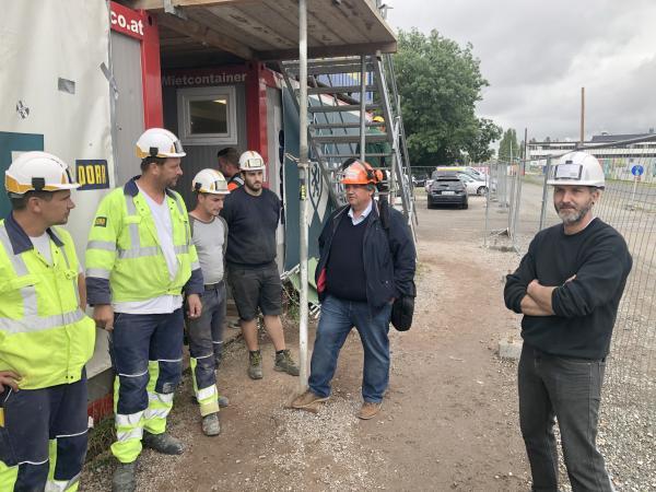 BUAG-Novelle: Maßnahmen zur Durchbeschäftigung im Winter am Bau beschlossen