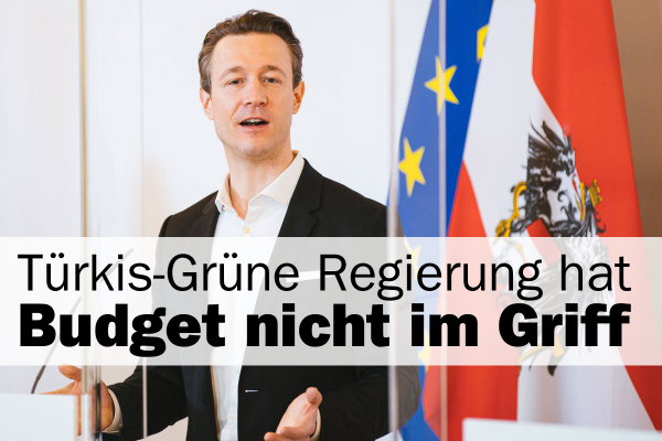 "SPÖ kritisiert Blümels Chaos-Budget - ""Regierung planlos in der Krise"""