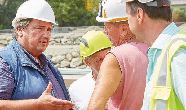 Muchitsch: Bauarbeiter haben sich ein Lohnplus mehr als verdient!